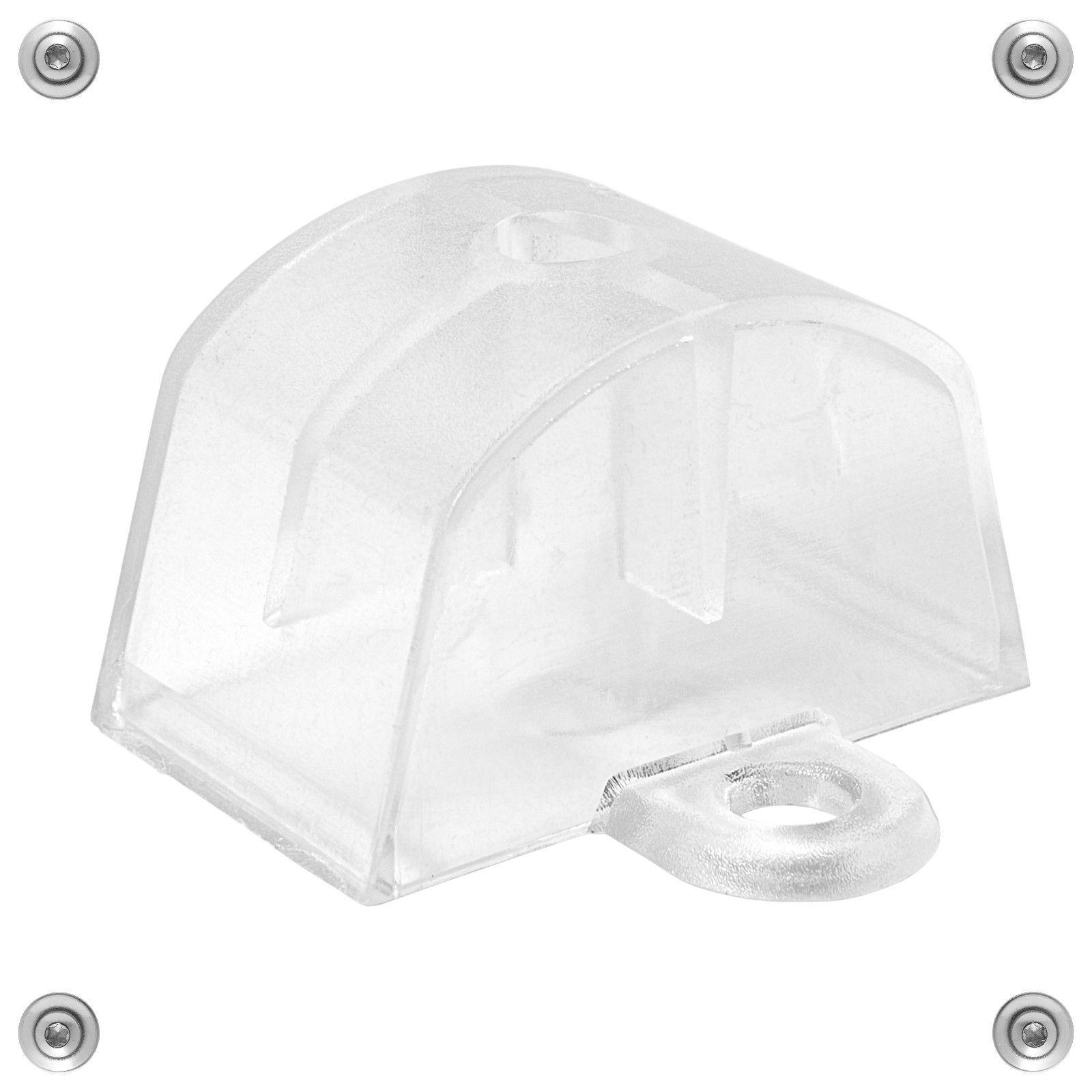 Abstandhalter für Lichtplatten Profil 130//30 P8